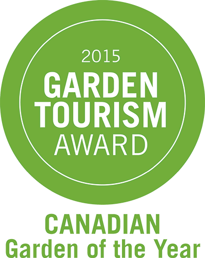 2015 Garden of the Year